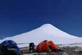 魏巍昆仑玉珠峰8天登山日程